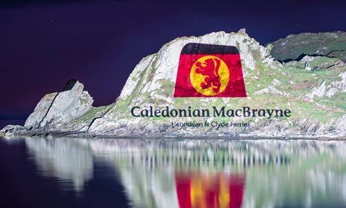 Caledonian MacBrayne | Bring us home on the sea